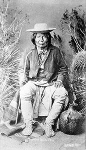 Photo of Apache Nana