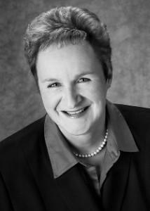 Portrait of Annette Oppenlander