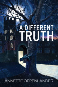 book cover a different truth by annette oppenlander