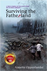cover for surviving the fatherland with BGS gold seal of approval