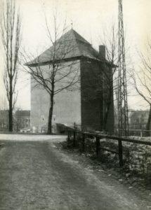WWII bunker in Solingen