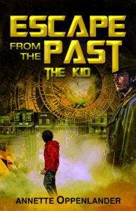 time-travel book cover young adult novel