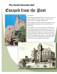 castle hanstein ruins and history