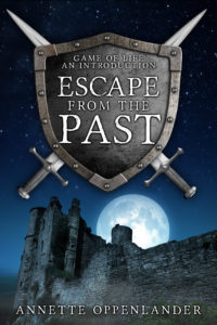 cover of the intro to the escape from the past trilogy