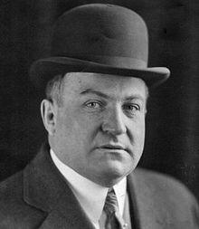 image of man in bowler hat