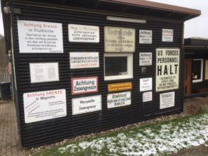 propaganda signage former east germany