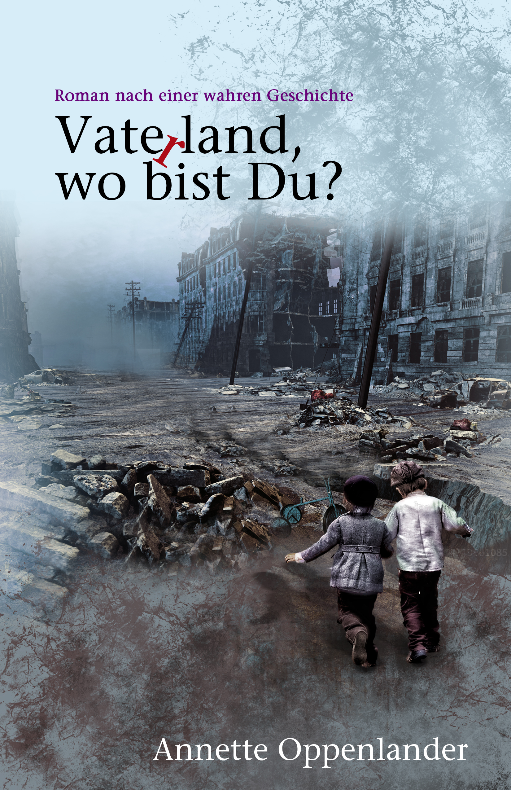 book cover german vaterland wo bist du