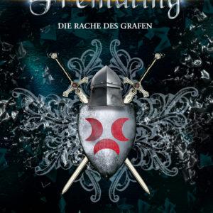 Buch Cover für Zeitreiseroman ins Mittelalter