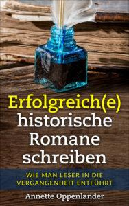 Sachbuch historische Romane schreiben