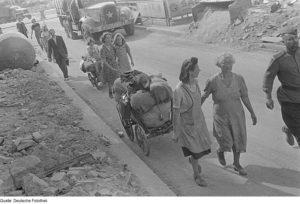Flüchtlinge 2. Weltkrieg