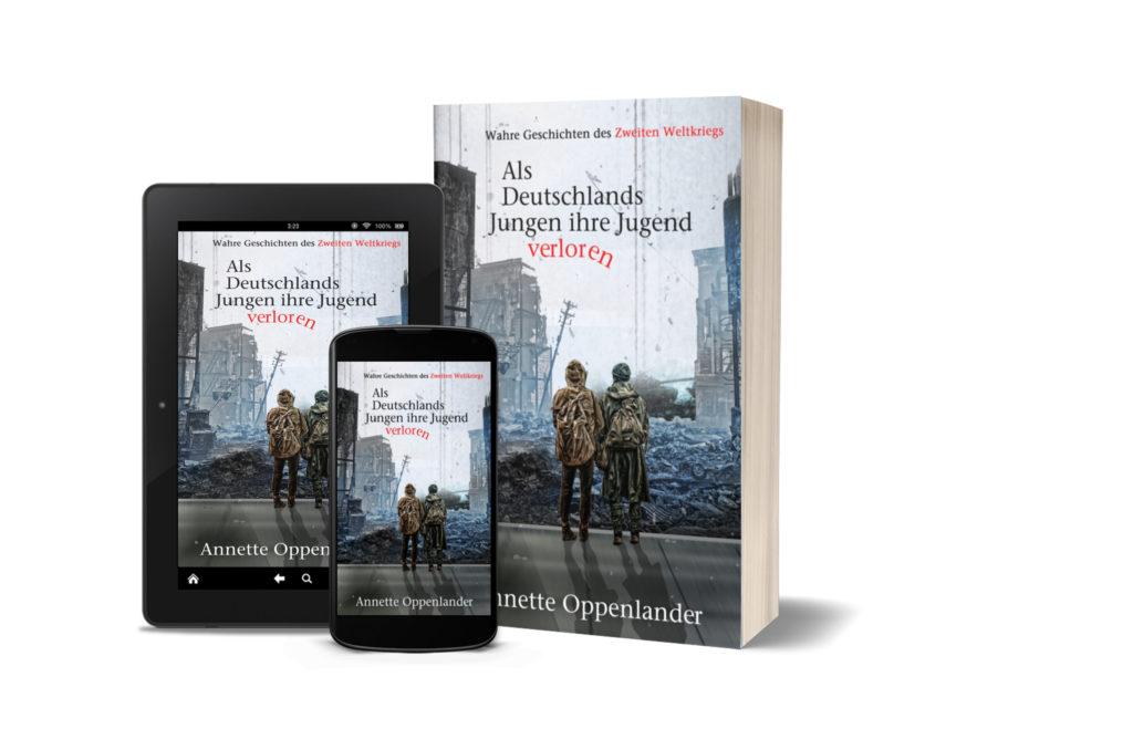 Buch Cover Geschichten 2. Weltkrieg