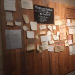 Notices from people searching for their loved ones