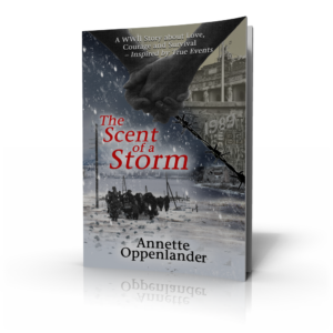 book cover scent of a storm